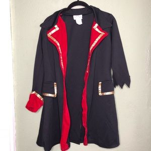 california costume collections Costumes - Pirate Captain Costume Size Large